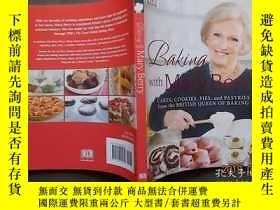 二手書博民逛書店BAKING罕見WITH MARY BERRYY21655 MA