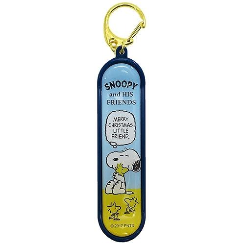 SNOOPY趣味滑板造型鑰匙圈(擁抱藍)★funbox★T'S FACTORY_CY06476