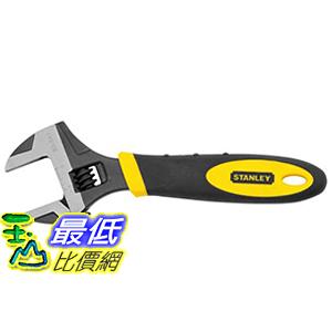 [美國直購] Stanley 90-947 6-Inch MaxSteel Adjustable Wrench 扳手 B000NIK9S2