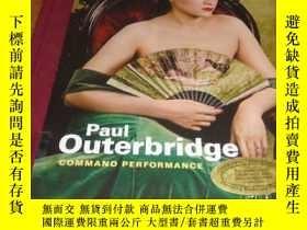 二手書博民逛書店2手英文罕見Paul Outerbridge Command P