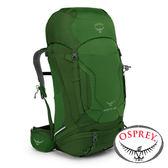 【美國OSPREY】Kestrel 68 透氣登山背包 68L M/L『叢林綠』033768 UPDATED