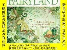 二手書博民逛書店How罕見To Draw & Paint Fairyland-如何畫仙境Y436638 Linda Raven