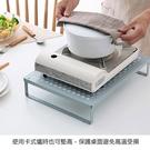 鐵藝電磁爐架《限宅配》DZ3005 瓦斯爐墊高收納架 微波爐置物架 增高架 收納支架 廚房