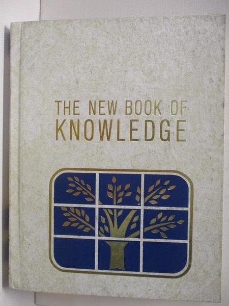 【書寶二手書T9/百科全書_JPQ】The New Book of Knowledge Index (21)