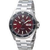 ORIENT東方錶WATER RESISTANT系列200m潛水錶   RA-AA0003R 紅