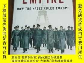 二手書博民逛書店Hitler s罕見Empire: How the Nazis
