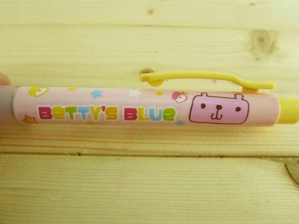 【震撼精品百貨】貝蒂熊_Betty Bear~2用筆-粉星星