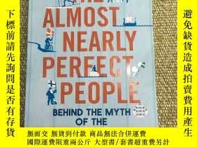 二手書博民逛書店The罕見almost nearly perfect peopl