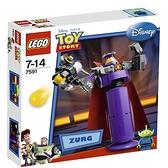 LEGO 樂高 TOY STORY 玩具總動員系列 ZURG 札克 大魔王