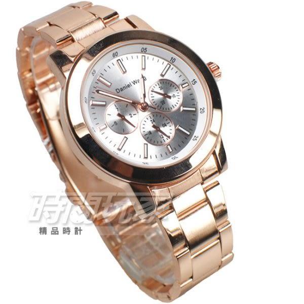 huge discount 90157 1a61a 手錶 DW 玫瑰金購物比價-FindPrice 價格網