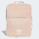 adidas 後背包 Originals Classic Backpack 經典 背包 雙肩背 三葉草 粉紅 白 【ACS】 CW0621