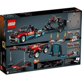 【LEGO樂高】科技系列 -  特技表演卡車 & 摩托車  #42106