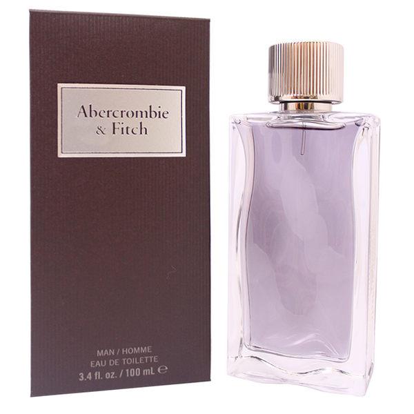 Abercrombie & Fitch 同名經典男性淡香水 100ml