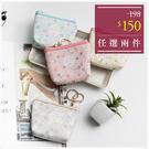 零錢包-鳥語花香零錢包-共4色-(特價品)-A19190169-天藍小舖