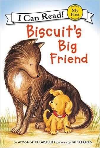 (An I Can Read系列  My First )  BISCUIT'S BIG FRIEND   /讀本