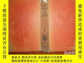 二手書博民逛書店《THE罕見LAST HERO》英文書籍Y135958