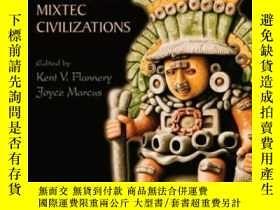 二手書博民逛書店The罕見Cloud People: Divergent Evolution Of The Zapotec And
