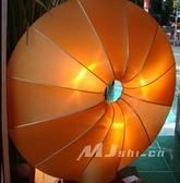 泰國進口實木 布藝燈飾