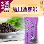 花蓮市農會 1+1  馬�香紫米  (1kg-包)2包一組  共4包【免運直出】