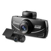 DOD LS500W+ 【折扣/送128G】前後雙鏡 行車記錄器 SONY STARVIS