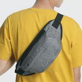 春季上新 腰包男士單肩斜挎包潮牌騎行小背包戶外運動手機包女休閒胸包小包