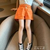 女童短褲2020新款夏裝韓版洋氣外穿百搭兒童褲子中大童夏季熱褲潮 米娜小鋪