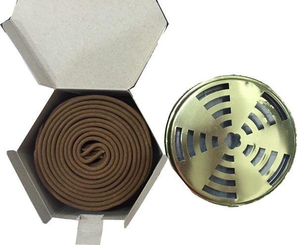 蚊香【如意檀香】【如意艾草沉薰香】  防蚊必備 獨創艾草香 經過SGS檢驗的好品質 / 兩盒售
