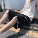 短褲男士夏季外穿爆款潮牌ins潮流休閒運動沙灘寬鬆五分籃球褲子 滿天星