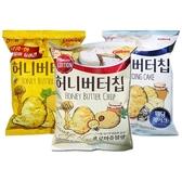韓國 海太 Calbee蜂蜜奶油洋芋片(60g) 款式可選【小三美日】