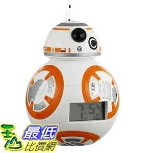 [美國直購] Bulb Botz BulbBotz 2020503 夜燈鬧鐘 星際大戰7 原力覺醒 BB-8 7.5