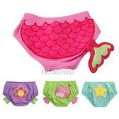 泳褲 卡通立體造型三角泳褲泳衣 SE0041 好娃娃
