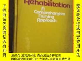 二手書博民逛書店英文書罕見cardiac rehabilitation:a comprehensive nursing appro