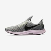 Nike W Air Zoom Pegasus 35 [942855-011] 女鞋 運動 跑步 緩震 輕量 速度 灰綠