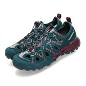 Merrell 戶外鞋 Choprock Shandal 涼鞋 藍綠 紫 水陸鞋 女鞋 【PUMP306】 ML85940