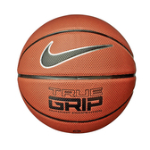 Nike True Grip [NKI0785507] 籃球 7號 耐磨 抗汙 室內 戶外 十字紋 PU 咖啡