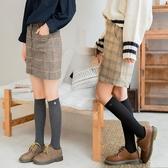 長襪子女秋韓國學院風長筒襪子小腿襪堆堆過膝襪春秋百搭薄及膝襪 『快速出貨』