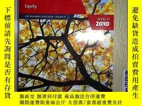 二手書博民逛書店2010LEVEL罕見II.VOLUME 4 Equity (2