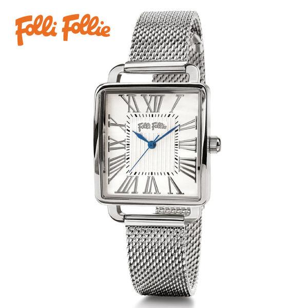Folli Follie RETRO SQUARE 系列腕錶
