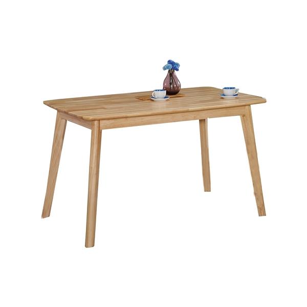 溫莎4.3尺實木餐桌(21JS1/660-2)/H&D東稻家居