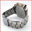 換《銀色》鋼錶帶$150(記得一定要打勾放入購物車才算完成喔!)