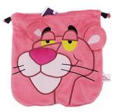【卡漫城】 頑皮豹 束口袋 M 中 ㊣版 粉紅豹 Pink Pather 相機包 零錢包 收納袋 手機袋 140 元
