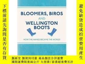 二手書博民逛書店英國地道英文系列:名詞罕見英文原版 (I Used to Know That ...) Bloomers, Bir
