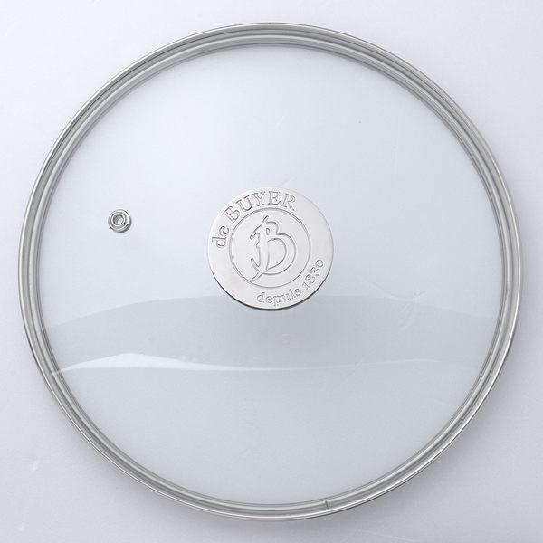 De Buyer 畢耶夫人頂級鍋蓋20cm耐熱玻璃 畢耶夫人系列鍋具均適用【Casa More美學生活】