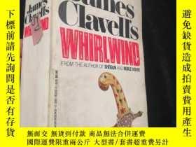 二手書博民逛書店Whirlwind--James罕見Clavell【英文原版】3