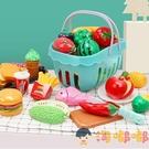 可切水果兒童家家酒玩具蔬菜切切樂套裝廚房披薩【淘嘟嘟】