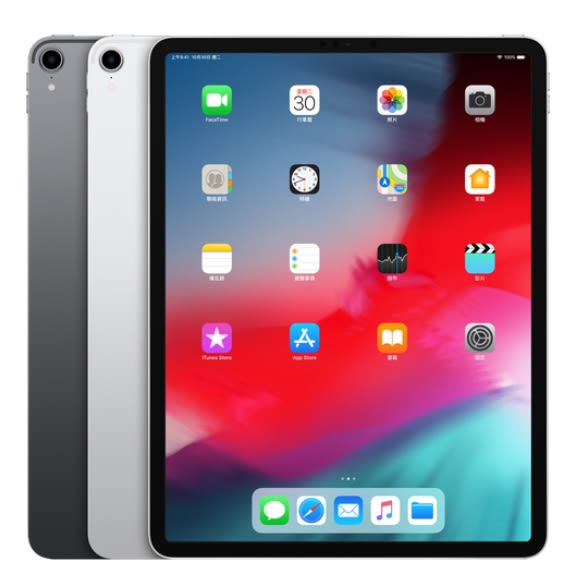 Pro 12.9 WIFI 256G / 蘋果Apple iPad Pro 12.9 Wi-Fi 256GB (2018)  採用USB Type-C 支援 Face ID 辨識【3G3G手機網】
