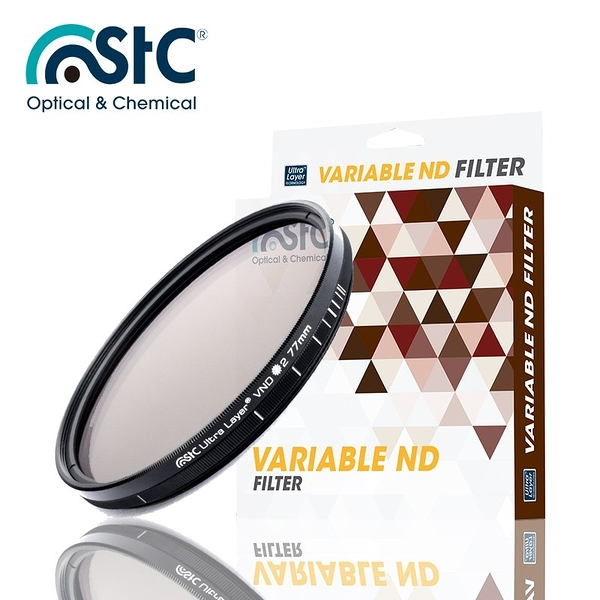 【EC數位】 STC Ultra Layer Varable ND2~1024 Filter 58mm 可調式減光鏡