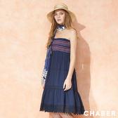 兩穿式平口洋裝 巧帛Chaber
