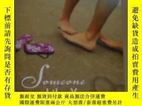 二手書博民逛書店英文原版罕見Someone Like You by Sarah