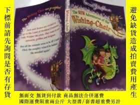 二手書博民逛書店the罕見new adventures of the wishing-chair:許願椅的新冒險.Y21282